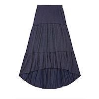 Flava navy skirt, Moves by Minimum