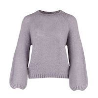 Chunky Knit Sweater, Saint Tropez