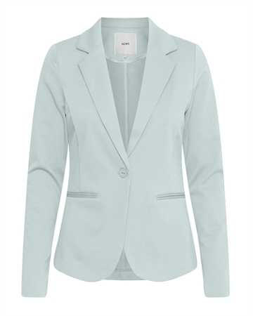 ICHI Kate Blazer Cool Blue