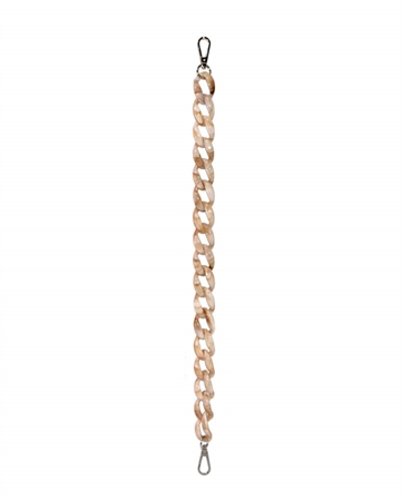 Hvisk Chain Handle Taskerem Beige