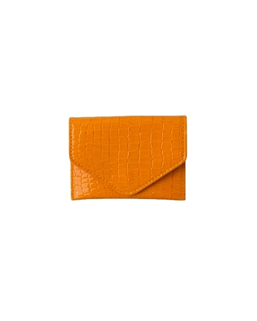 Hvisk Pung Croco Orange