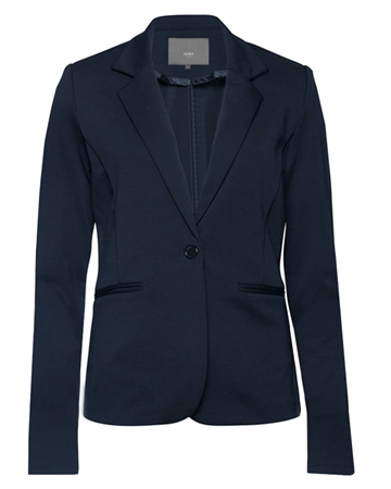 ICHI Kate Blazer Navy