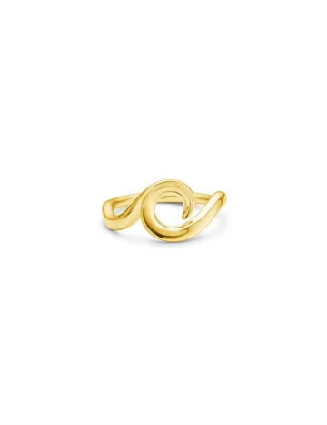 Id Fine Pacific Wave Ring Guld