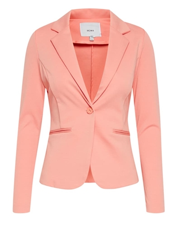 ICHI Kate Blazer Strawberry Cream