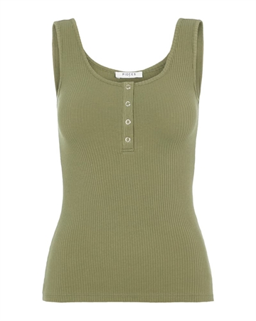 Pieces Kitte Tank Top Army
