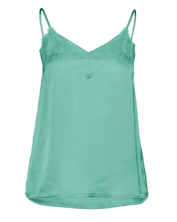 ICHI Taia Top Malachite Green