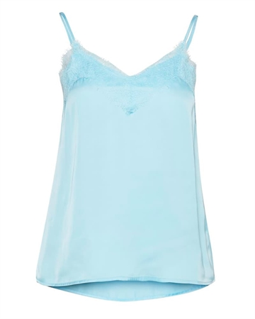 ICHI Taia Top Cool Blue