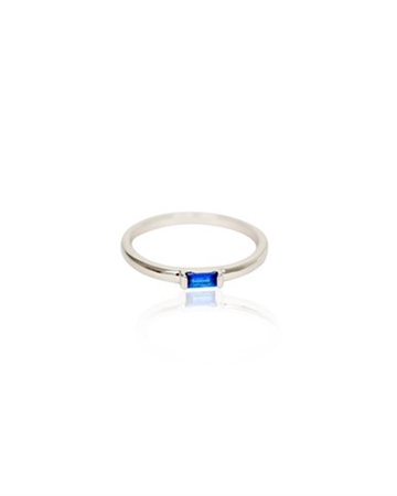 Zefina Blue Zela Ring Blå