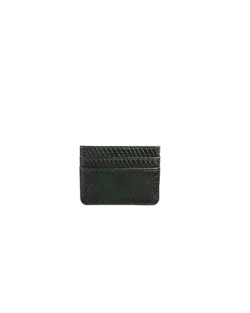 Hvisk Card Holder Boa Dark Green