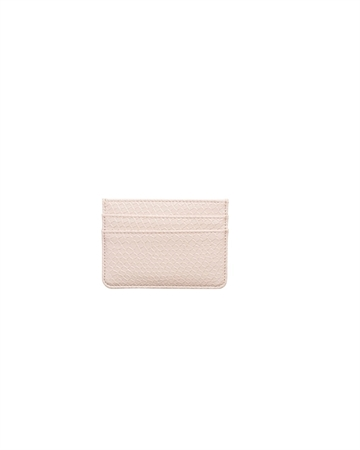 Hvisk Card Holder Boa Creme