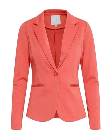 ICHI Kate Blazer Faded Rose