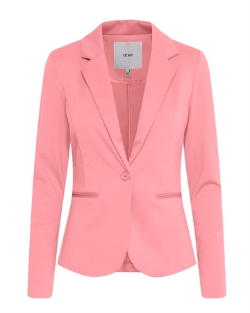 ICHI Kate Blazer Wild Rose