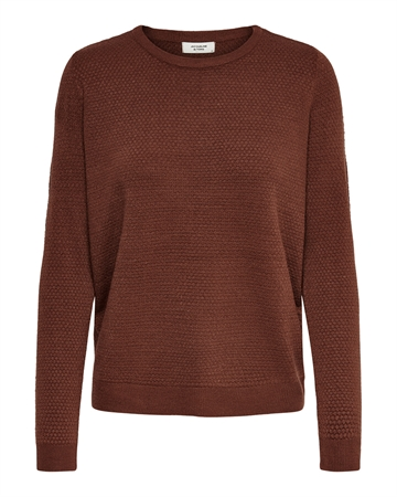 JACQUELINE de YONG New Friends Pullover Smoked Paprika