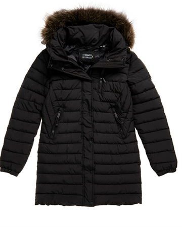 Superdry Super Fuji Jacket Sort