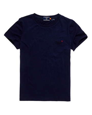 Superdry Orange Label Tee Eclipse