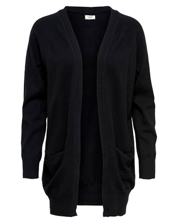 JACQUELINE de YONG Day Cardigan Black