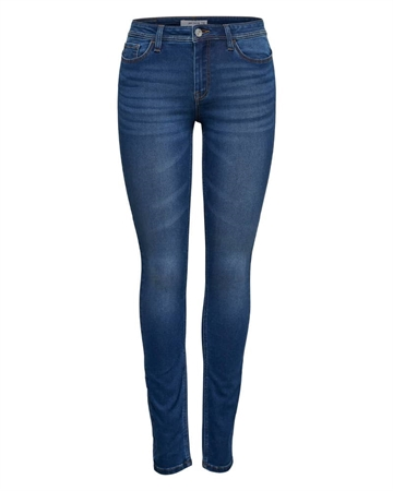 JACQUELINE de YONG Jake Jeans Medium Blue Denim