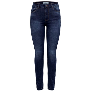 New Nikki Life Jeans Medium Blue