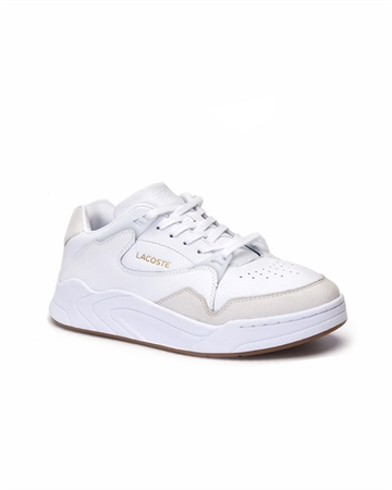 Lacoste Court Slam Sneakers Hvid