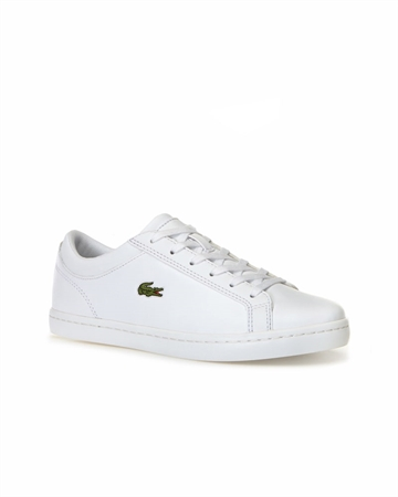 Lacoste Straightset BL1 Sneakers Hvid