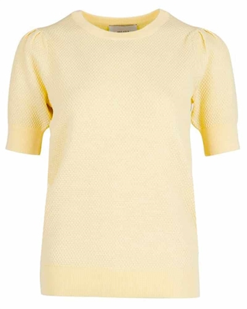 Neo Noir Mary Strik Tee Light Yellow