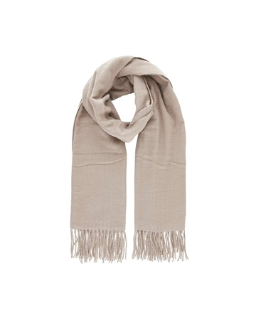 Pieces Kial New Long Scarf Sand