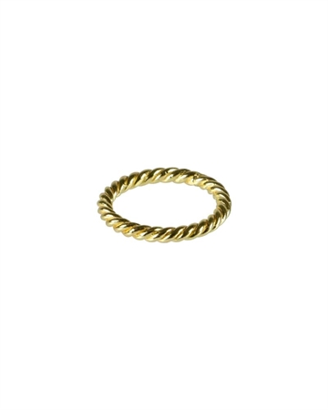 Pure by NAT Snoet Ring Guld