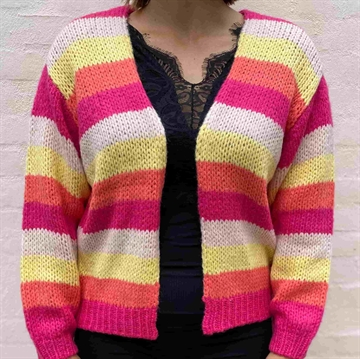 Saint Tropez Xaia Cardigan Crystal Rose