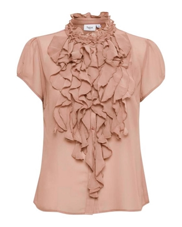 Saint Tropez Lilly Bluse Powder