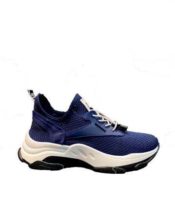 Steve Madden Match Sneakers Navy