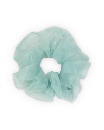 Sui Ava Klara Scrunchie Mint Green