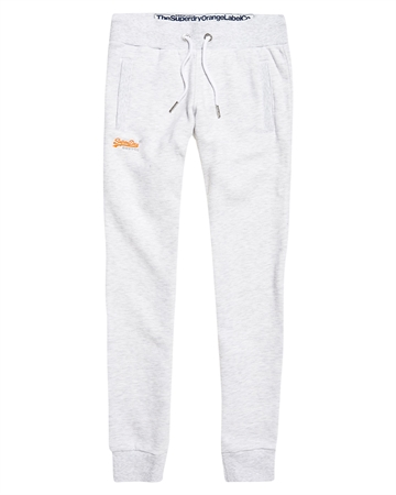 Superdry Orange Label Joggers Ice Marl