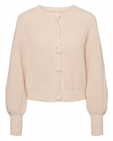 Y.A.S Nora Strik Cardigan Mother Of Pearl