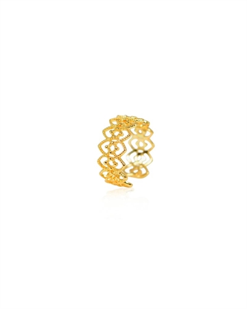 Zefina Blonde Ring 13016
