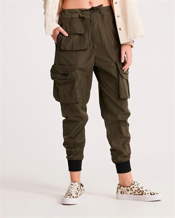 Superdry Namid Cargo Bukser Army